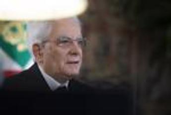 Covid, Mattarella: Momenti tra i più difficili e dolorosi, mantenere memoria