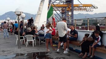 Aria condizionata guasta, scoppia la protesta sulla nave Palermo-Civitavecchia