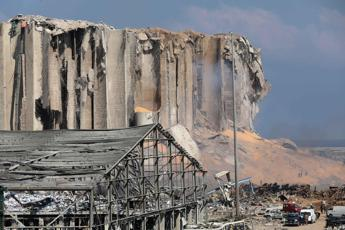 Libano, gli aiuti italiani dopo l'esplosione