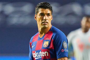 Suarez, in telefonate per calciatore nome manager Juve Paratici