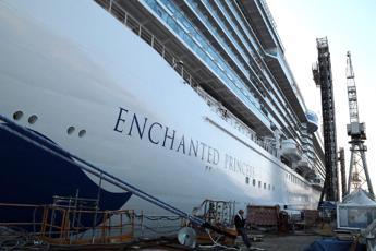 Enchanted Princess parte di una forte collaborazione tra Fincantieri e Carnival