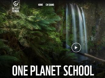 One Planet School, on line la nuova piattaforma di e-learning Wwf