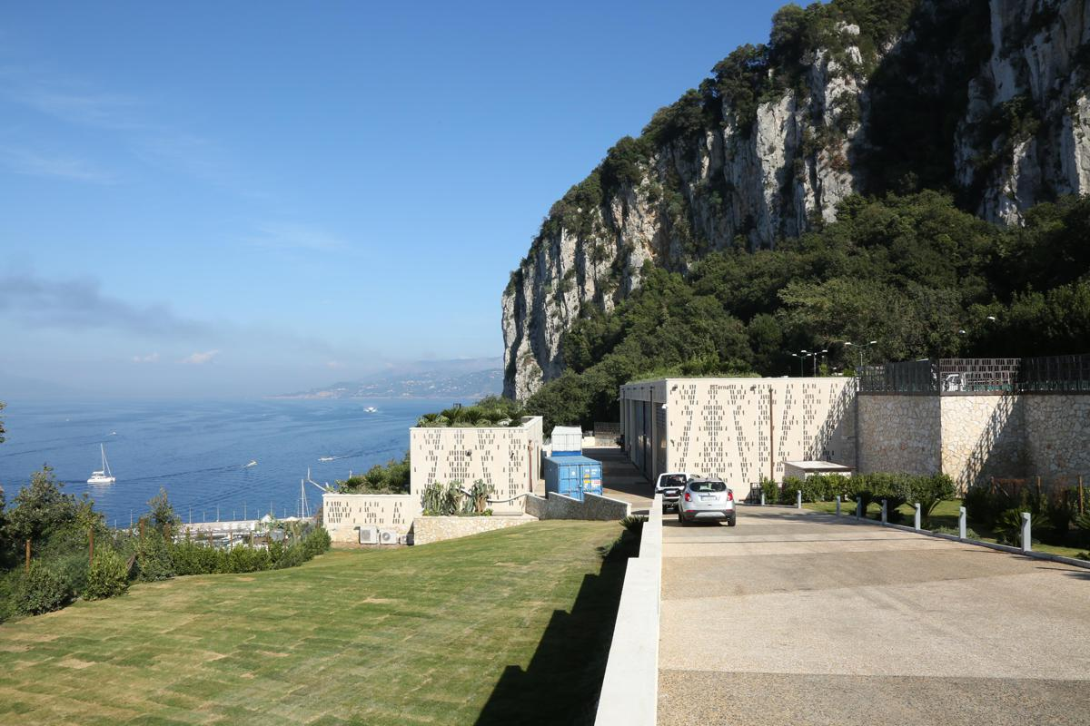 Terna inaugura linea elettrica Capri-Sorrento, completata svolta 'green' isola