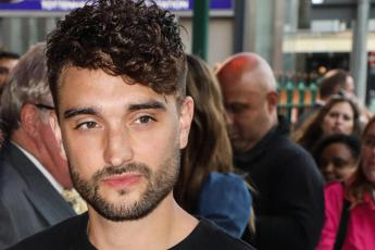 Tom Parker della boyband The Wanted: Ho un tumore al cervello inoperabile