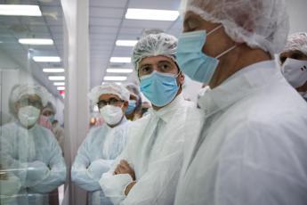 Covid, Speranza: Segnali positivi per arrivo vaccino