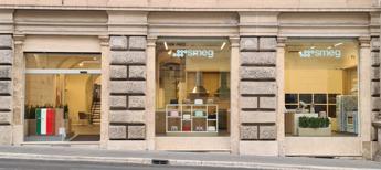 Smeg apre il suo primo store nel cuore storico di Roma