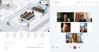 Coderblock lancia eventi virtuali in 3D per nuove sfide in tempi di Covid