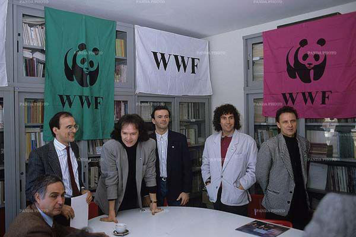 Musica: Pratesi (Wwf), con Stefano D'Orazio i Pooh ambasciatori dell'ambiente