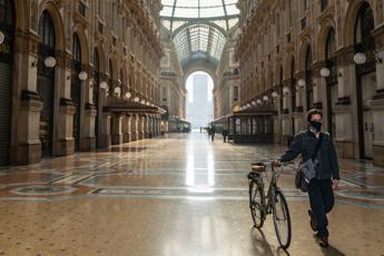 Lockdown Milano, Rt 1,25: quasi dimezzato rispetto al picco