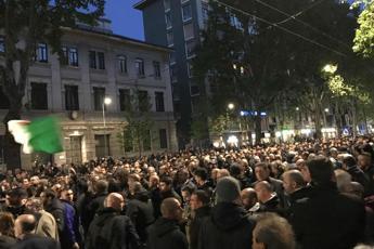 Condanne per corteo Ramelli, il Gup: Facevano proselitismo per partito fascista