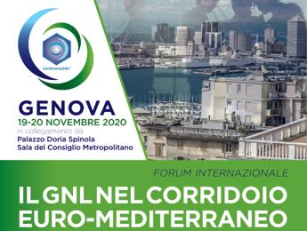 Energia: Gnl protagonista a Genova e Liguria per nuove interconnessioni in mediterraneo