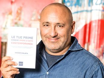 """Deodato Salafia: Bestseller """"Le Tue Prime Cinque Opere D'Arte Contemporanea"""""""