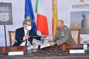 Valorizzazione immobili Demanio militare, Esercito firma accordo con l'Ars