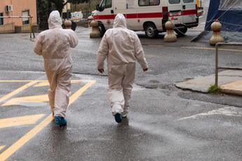 Covid, quasi 90mila contagi tra i sanitari da inizio pandemia