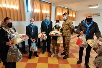 Esercito, a Palermo la Befana con le 'stellette' per i bambini