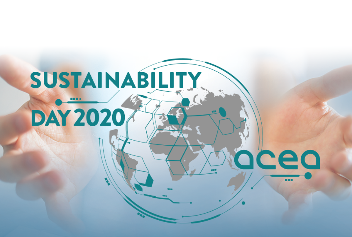 Sustainability Day Acea 2020