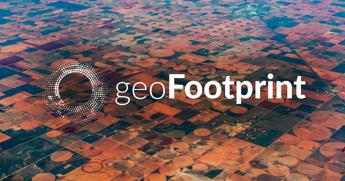 geoFootprint, tool online per il settore agricolo