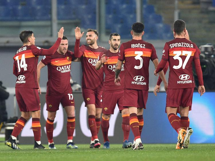 Roma-Verona 3-1: video, gol e highlights della partita di Serie A