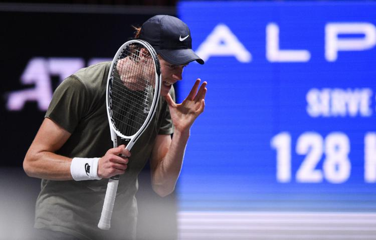 Australian Open, Sinner eliminato al primo turno