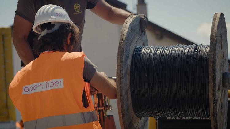 Open Fiber, investimento di 4 mln per internet ultraveloce a Crema