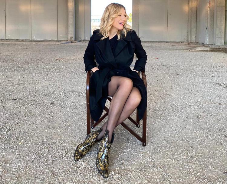Natasha Stefanenko lancia nuova collezione invernale di L.A.Water, 'acqua filo conduttore'