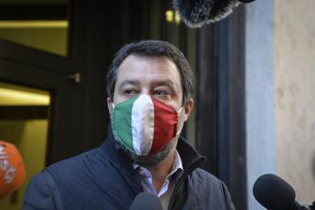 """Covid, Salvini: """"Rinforzare il Cts con energie nuove"""""""