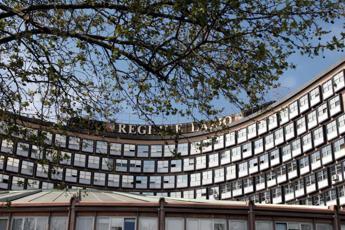 Consiglio regionale Lazio, dimissioni del presidente Buschini