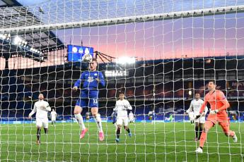 Champions, Chelsea-Real 2-0 e blues in finale col City