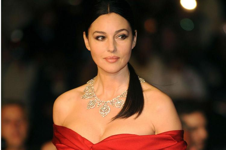 A Monica Bellucci il David Speciale 2021
