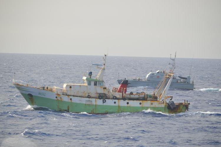 Peschereccio attaccato in Libia, entrato nel porto di Mazara
