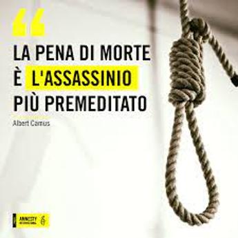 """Pena di morte, Noury (Amnesty International): """"Donne al centro, tre volte vittime invisibili"""""""