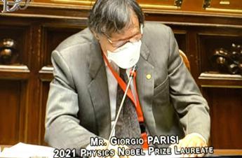 """Monito del Nobel Parisi: """"L'aumento del Pil é in contrasto con il clima"""""""